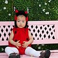 高雄寶寶寫真照-可愛小女孩