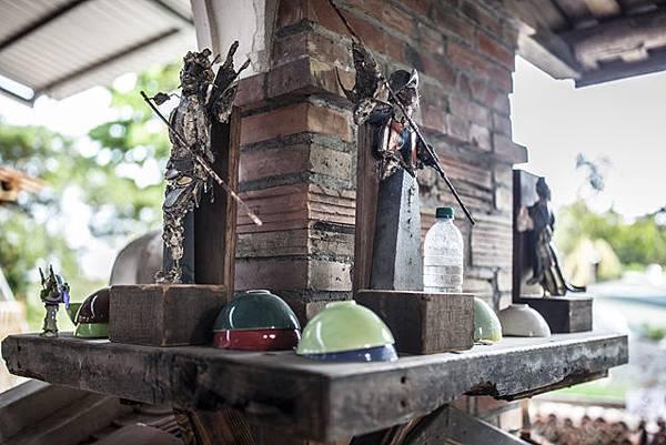 高雄自助婚紗旅遊景點:三和瓦窯