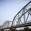 高雄自助婚紗旅遊景點:百年舊鐵橋