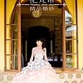 高雄自助婚紗作品:摩爾花園