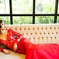 高雄自助婚紗攝影作品:華麗之戀