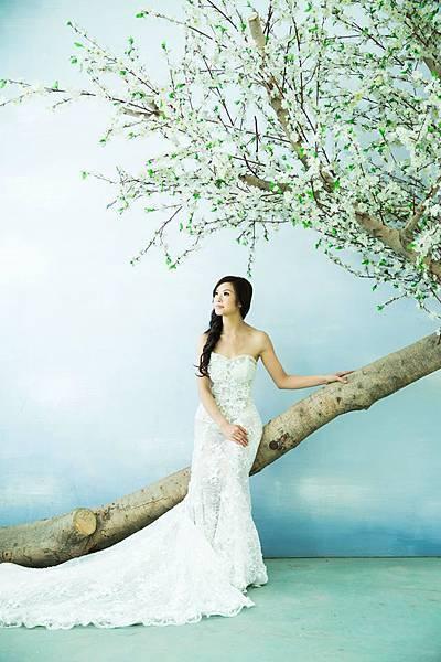 新人(大弘.小臻)推薦高雄自助婚紗風格:韓風婚紗