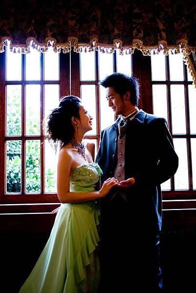 高雄自助婚紗攝影作品:幸福之戀