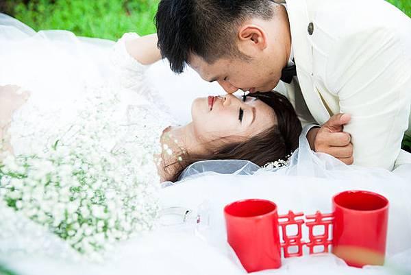 高雄自助婚紗新人小柔推薦評價: