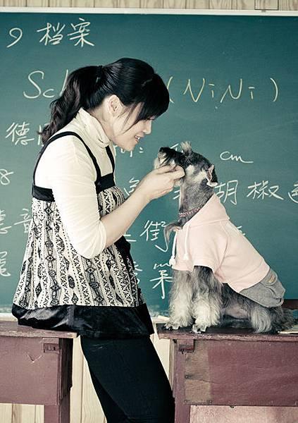 高雄【狗狗拍婚紗】【毛小孩】【寵物婚紗】
