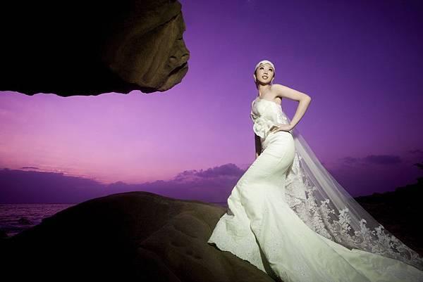 高雄婚紗攝影-婚紗攝影師造型師一對一的專業婚紗服務