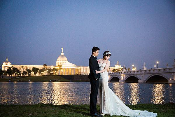 台南婚紗首選::奇美博物館客製化婚紗攝影方案