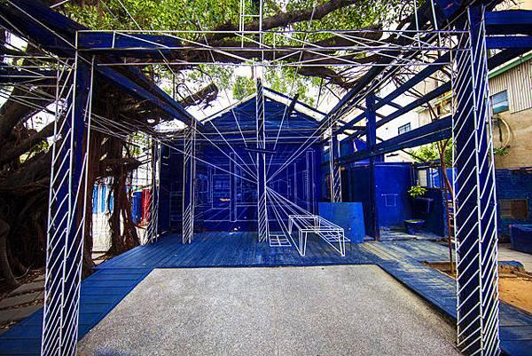 台南婚紗景點藍曬圖文創園區