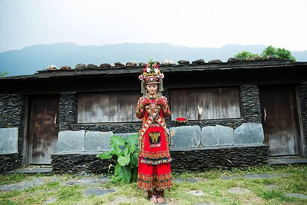 高雄屏東|原住民婚紗|原住民婚紗照
