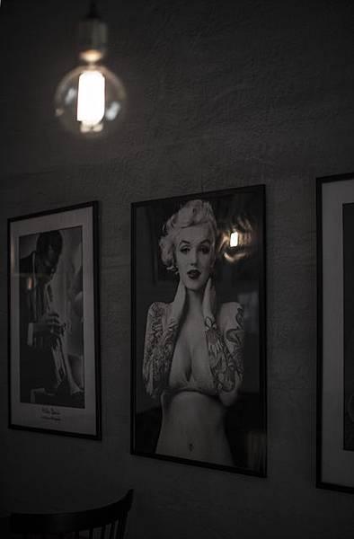 高雄屏東婚紗景點:野獸美式餐廳