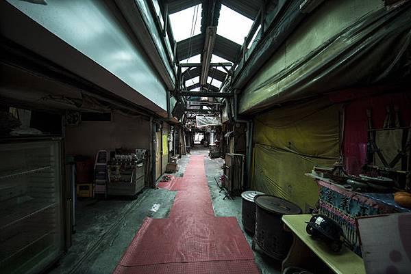自助婚紗推薦外拍景點:蒸汽火車、傳統市埸、旭峯號