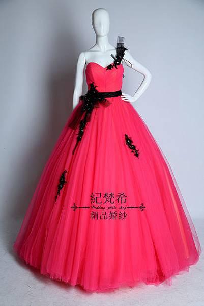 高雄婚紗推薦手工白紗訂製禮服單租出售