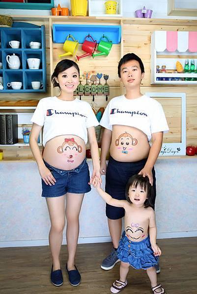 南部屏東孕婦寫真全家福照8990元起
