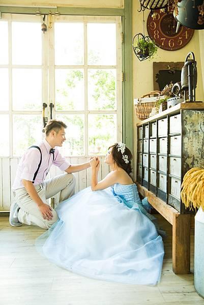 高雄屏東婚紗推薦:鄉村餐廳咖啡館風