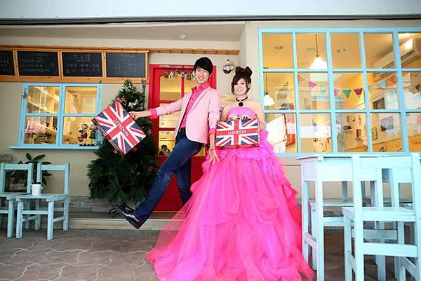 韓風婚紗攝影風格推薦