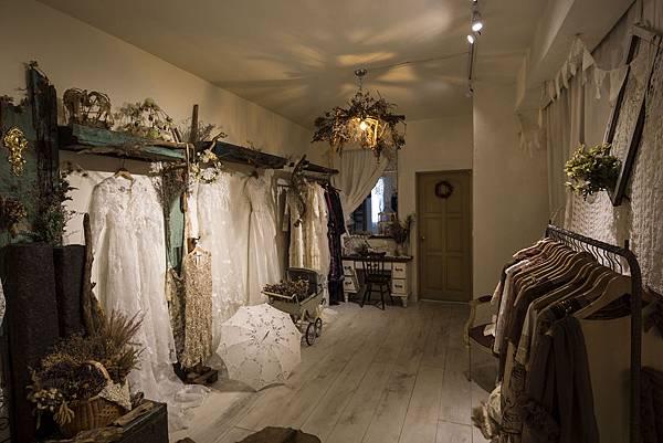 高雄婚紗景點推薦:歐風復古手作藝廊