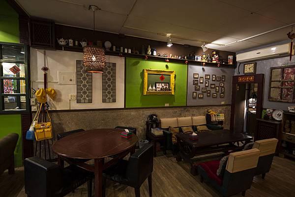 台南高雄屏東婚紗景點推薦:緩食茶餐廳