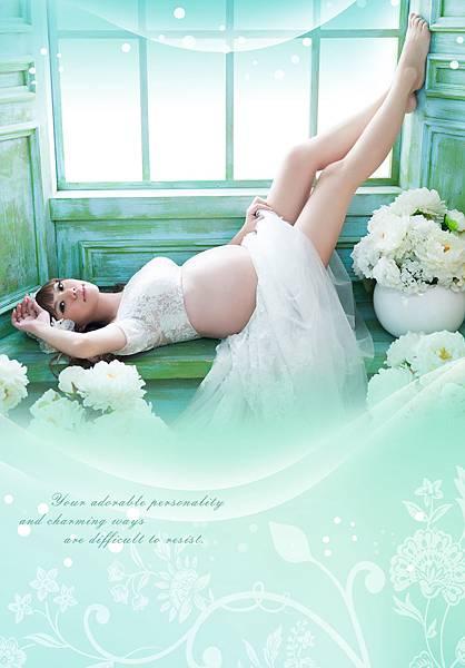 高雄拍孕婦寫真照之心情故事