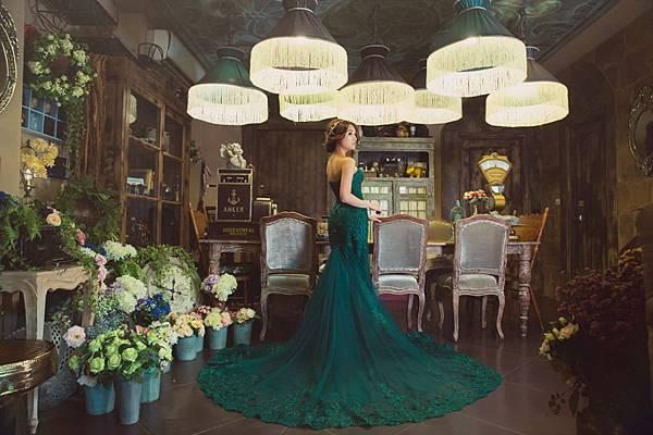 高雄屏東自助婚紗風格:魔法貴族