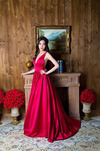 高雄個性特殊婚紗風格