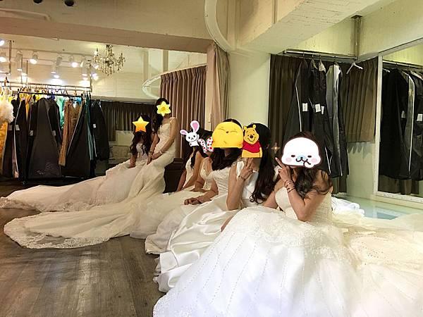台北閨蜜婚紗寫真