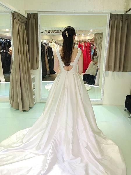 台北 推薦手工婚紗
