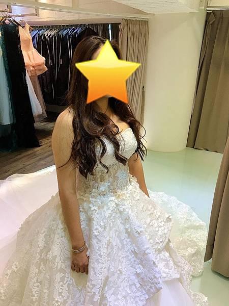 台北 手工婚紗 推薦3