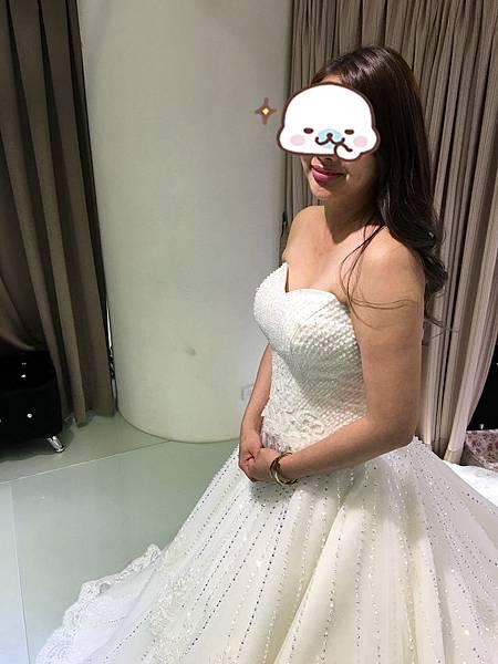 推薦 手工婚紗 台北IMG_2696