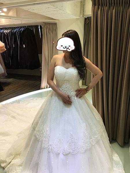 推薦 手工婚紗 台北IMG_2676