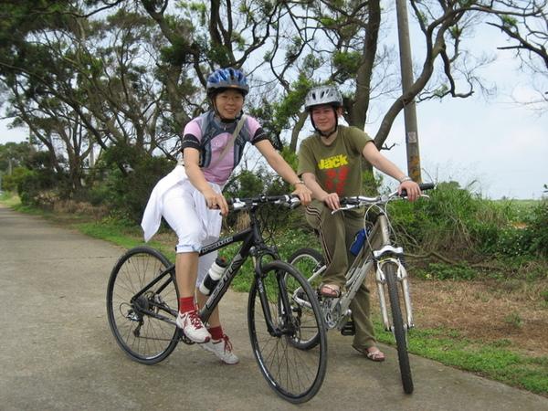 台中都會公園自行車體驗旅