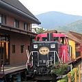 0829嵯峨野小火車