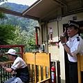 0829小火車上-車掌先生