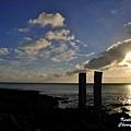 砂島sunset