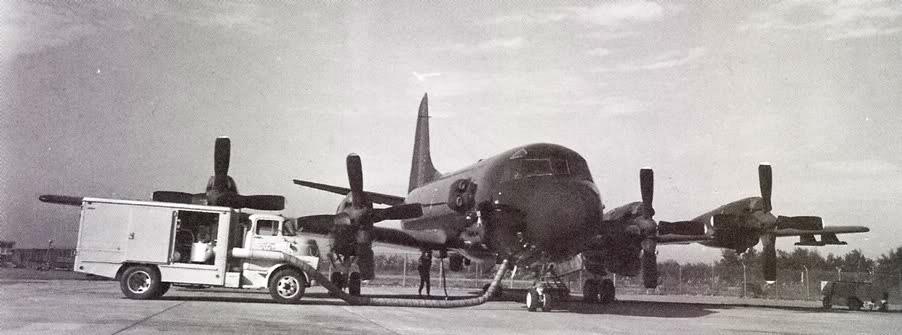 34中隊P-3A(ST/SPIN)