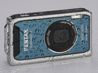 pentax W60 Waterproof