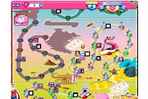 candy crush saga 電腦 版 破解