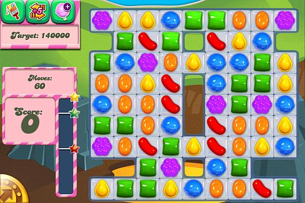 candy crush saga 電腦 版 更新