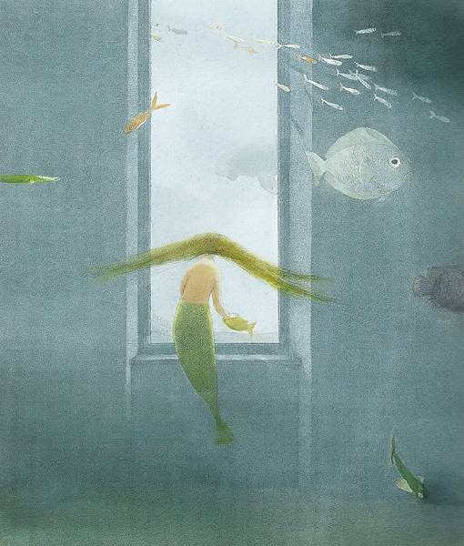 Lisbeth Zwerger-little-mermaid_3