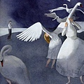 Lisbeth Zwerger-swan02