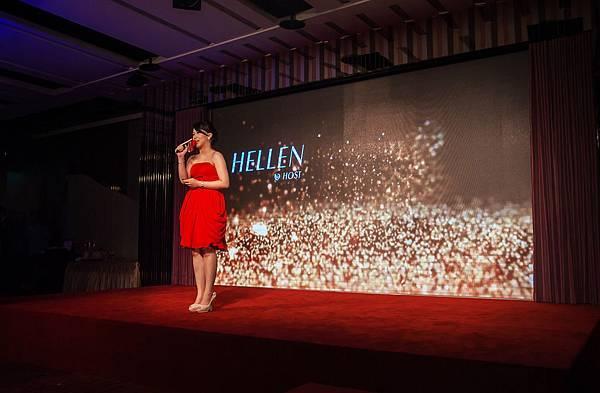 幸福導遊帶大家帶至幸福下一站 - 雅悅宴會廳,                                 由主持人Hellen開啟幸福序幕,OPEN小將主題式婚禮正式開始,                          搭配LED電視牆的絢麗舞台效果,讓雅悅會館的宴會廳在一開場就令賓客驚艷不已