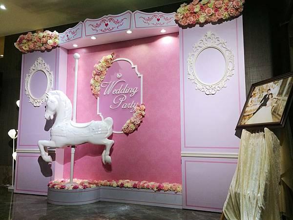 威尼斯廳-童話夢幻風