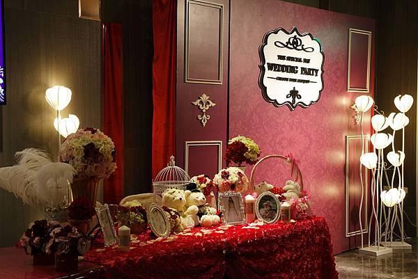 威尼斯廳-高貴優雅風