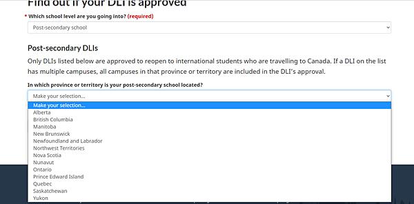 加拿大留學生豁免入境院校名單出爐!留學生可以入境了!(持續更新) 4