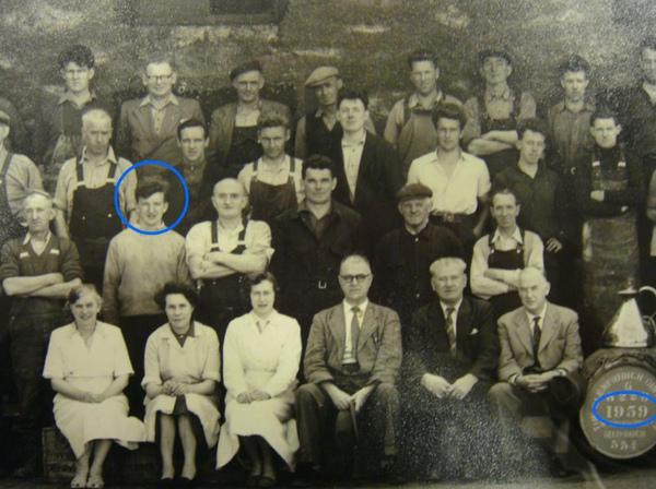 1959年的Dennis