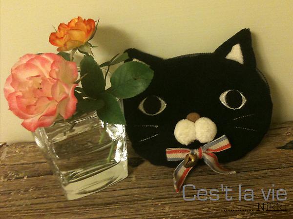 黑貓零錢包做為鑰匙包剛剛好耶.jpg