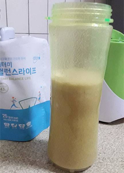 艾多美 穀物飲 鳳梨3