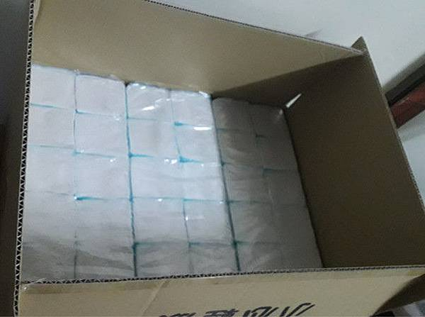 艾多美 衛生紙3