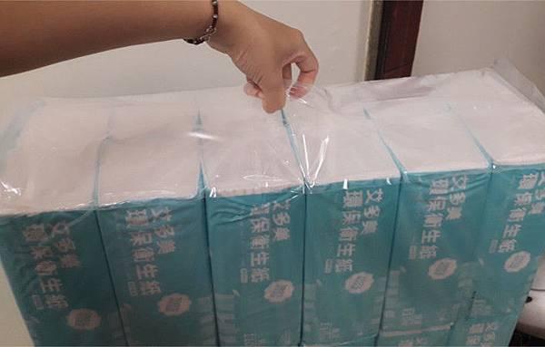 艾多美 衛生紙5