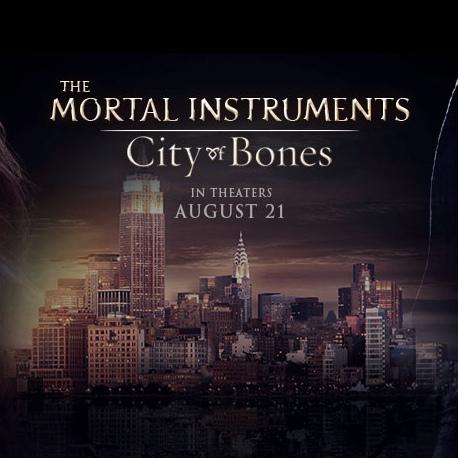 """【訊息】電影""""The Mortal Instruments: City of Bones"""" (天使聖物:骸骨之城) 原聲帶美國方面7/9開始預購、8/20發行!"""