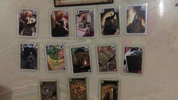 各類卡ㄆㄧㄢ
